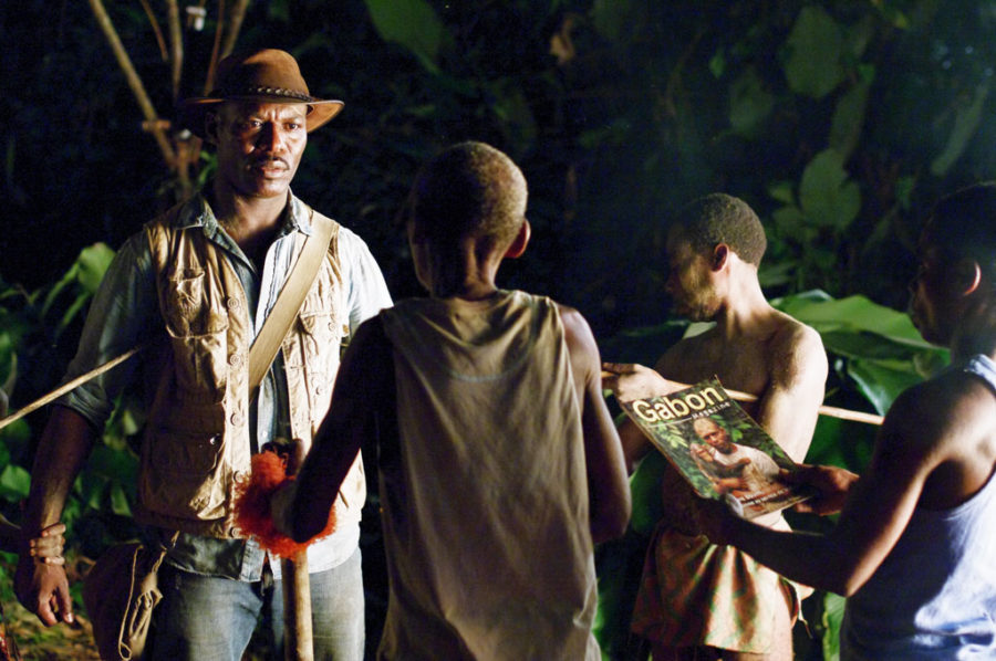 Le Collier du Makoko  EriqEbouaney.com