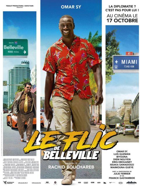 Le Flic de Belleville par Rachid Bouchareb - Eriq Ebouaney - https://eriqebouaney.com
